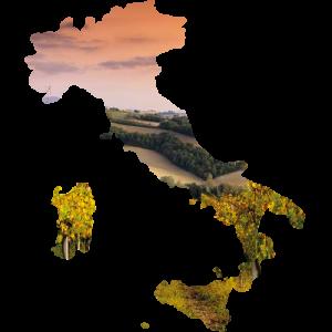 Wijn uit Italië