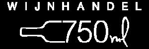 Logo Wijnhandel 750ml